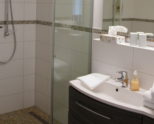 """Ferienwohnung """"Ammersee"""" - Badezimmer"""