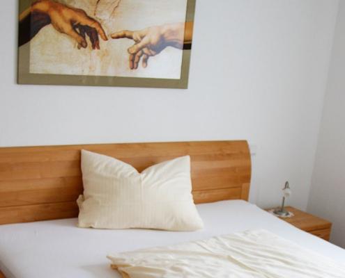 """Ferienwohnung """"Ammersee"""" - 1. Schlafzimmer"""