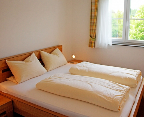 """Ferienwohnung """"Deixlfurter See"""" - Schlafzimmer"""