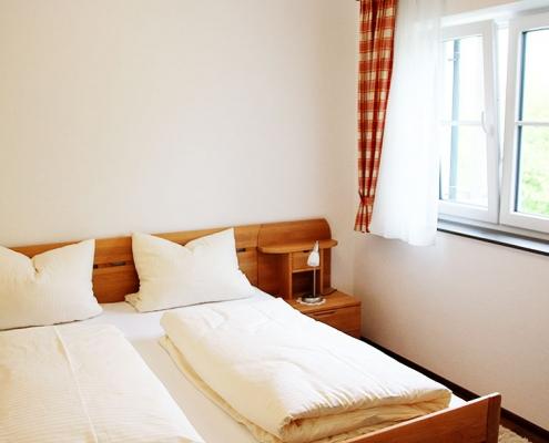 """Ferienwohnung """"Pilsensee"""" - Schlafzimmer"""