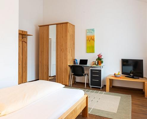 """Gästezimmer """"Würm"""" - Blick in das Zimmer"""