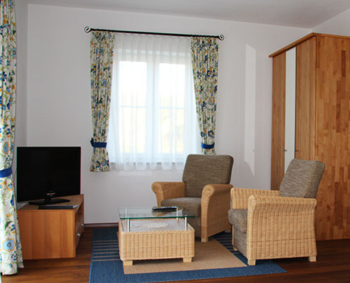 """Detailansicht Gästezimmer """"Amper"""""""