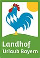 Logo Landhof - Urlaub in Bayern